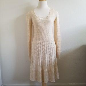 Missoni Knit Dress Long Sleeve